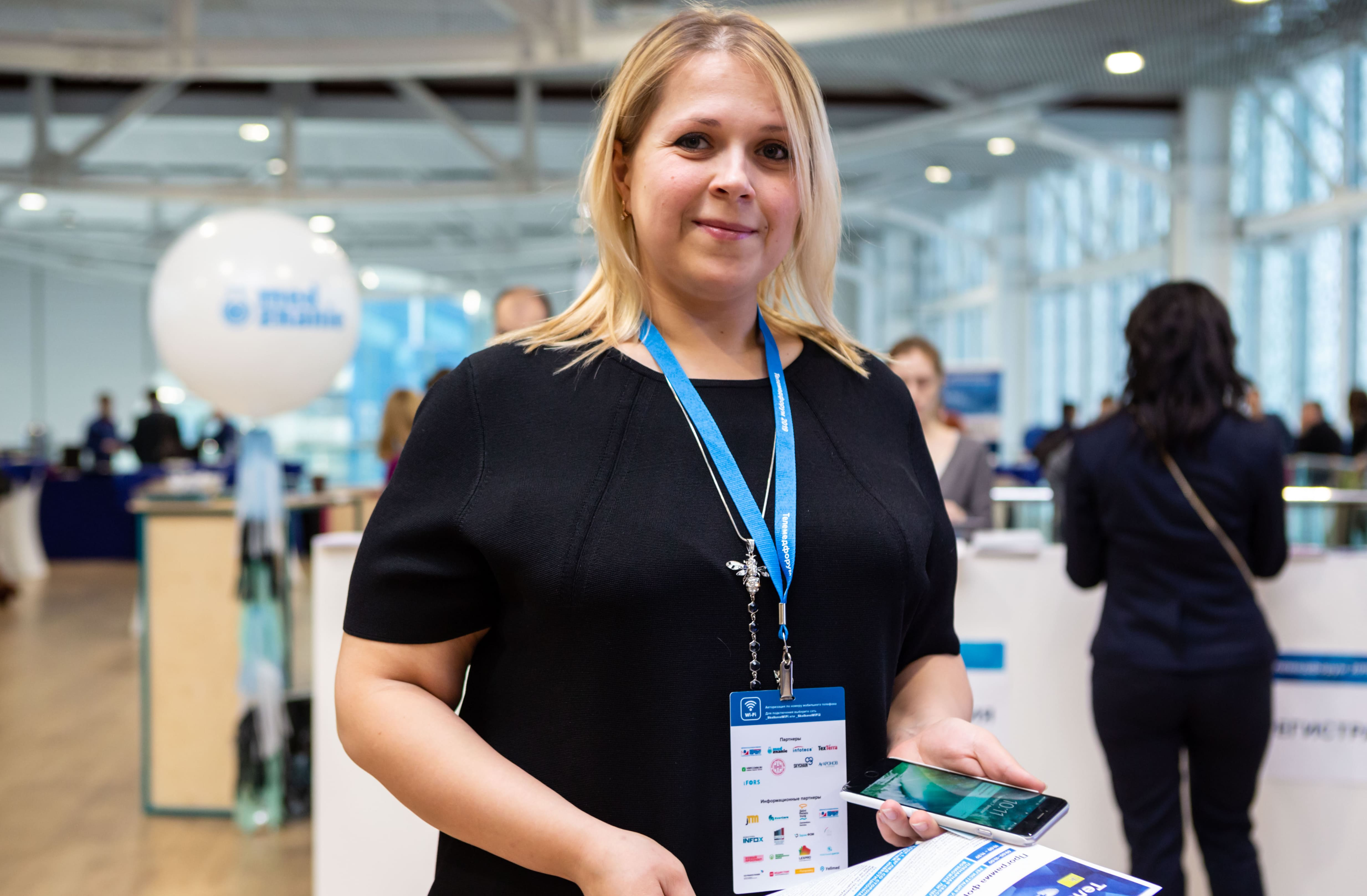 iFORS принял участие в Телемедфоруме 2019